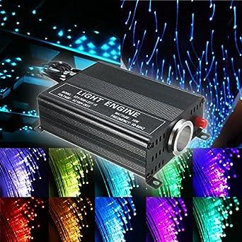Pegasus 2m bricolaje 16w rgb LED fibra óptica estrellas las ...