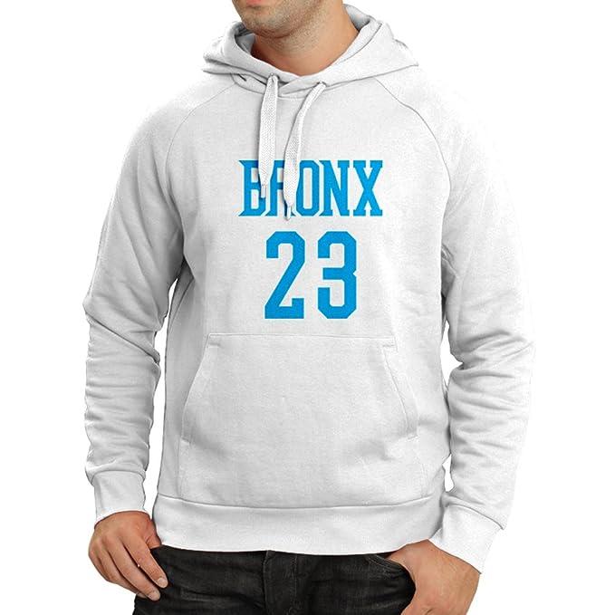 lepni.me Sudadera con Capucha Bronx 23 Freestyle, Nueva York, Ropa Deportiva de Moda: Amazon.es: Ropa y accesorios