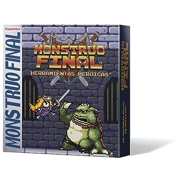 Edge Entertainment- Monstruo Final: Herramientas Heroicas - Español, Color (EEBWBM03)