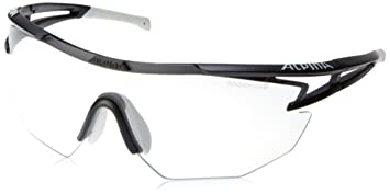 Alpina Eye-5HR S VL+ - matt white/black