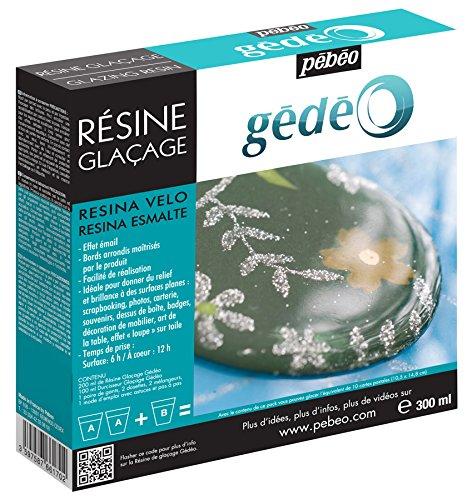 Pebeo Gedeo, Glazing Resin, 300 ml (Pebeo Drawing)
