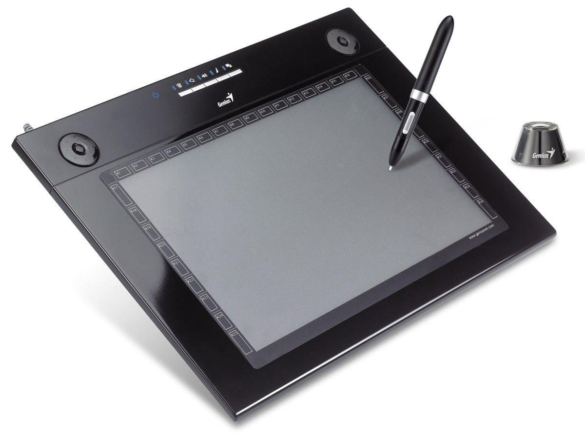 Genius G-Pen M712X Tableta digitalizadora 4000 líneas por ...