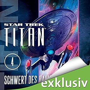 Star Trek. Schwert des Damokles (Titan 4) Audiobook