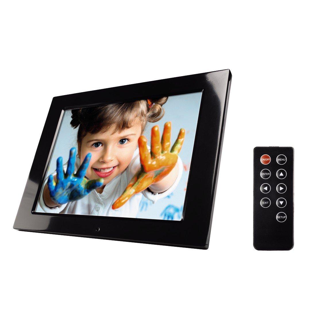 Hama New Basic Digitaler Bilderrahmen 12,1 Zoll: Amazon.de: Kamera