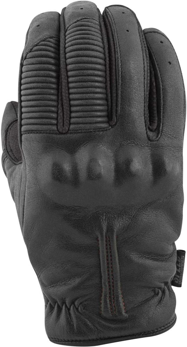 Large Speed and Strength Quick and The Dead Gloves Black