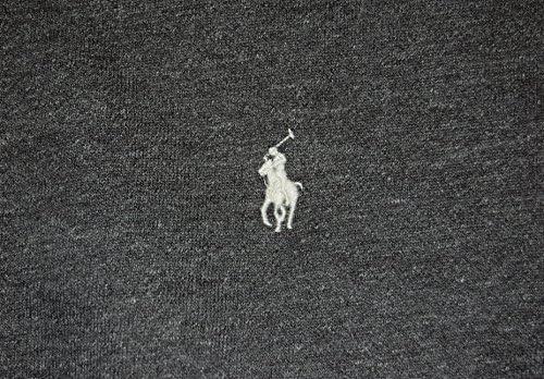 (ポロ ラルフローレン) Polo RalphLauren メンズ PONNY スウェットパーカー ヘザーグレー