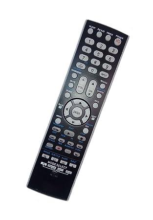 amazon com replaced remote control compatible for toshiba 52rv535 rh amazon com Toshiba 55HT1U Manual 6.5Hp Tecumseh Engine Manual