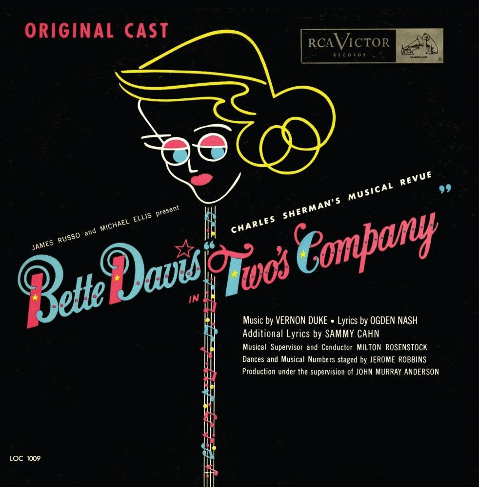 CD : ORIGINAL BROADWAY CAST OF TWO'S COMPANY - Two's Company (CD)