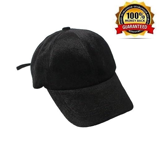 1f1b0e3e388 Amazing-zone Dad Hat Baseball Caps Fashion Adjustable Strap Back ...