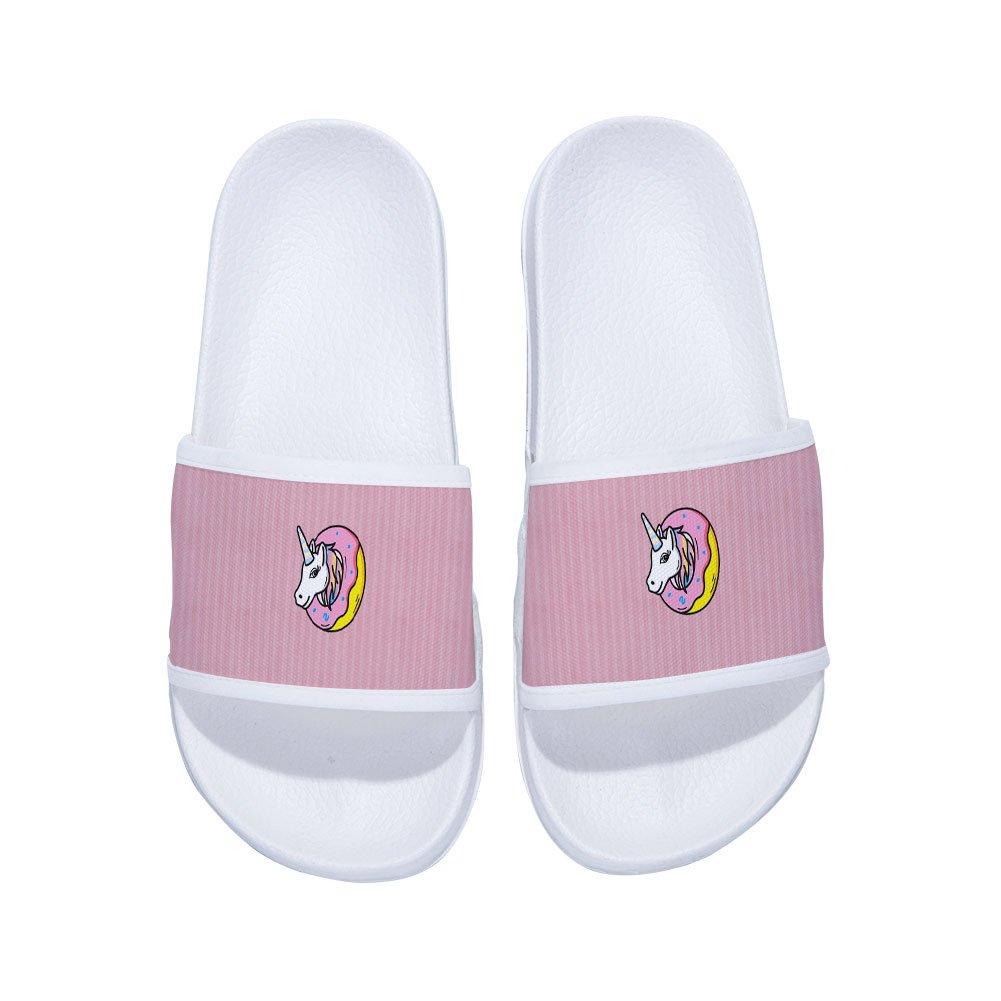 Drew Toby Boys Girls Casual Beach Wear Flip Flops Indoor Floor Slipper Anti-Slip Bath Slippers