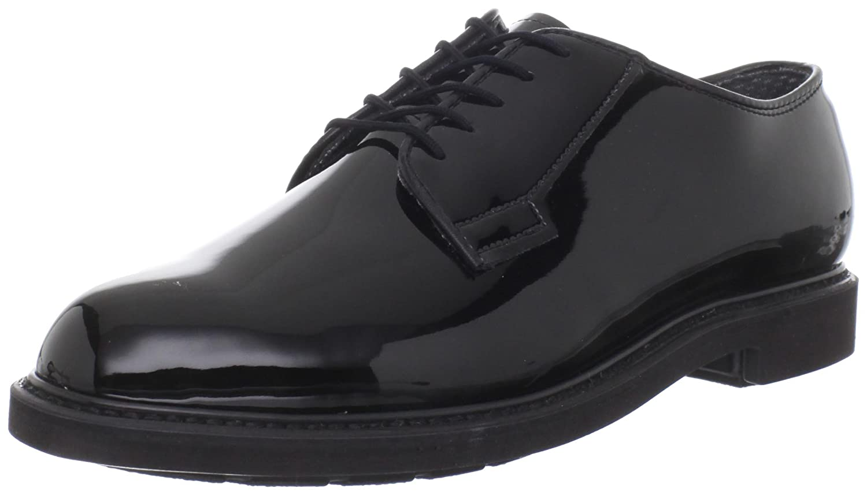 Bates Men's Cool Tech High Gloss Oxfords Bates Boots E01301