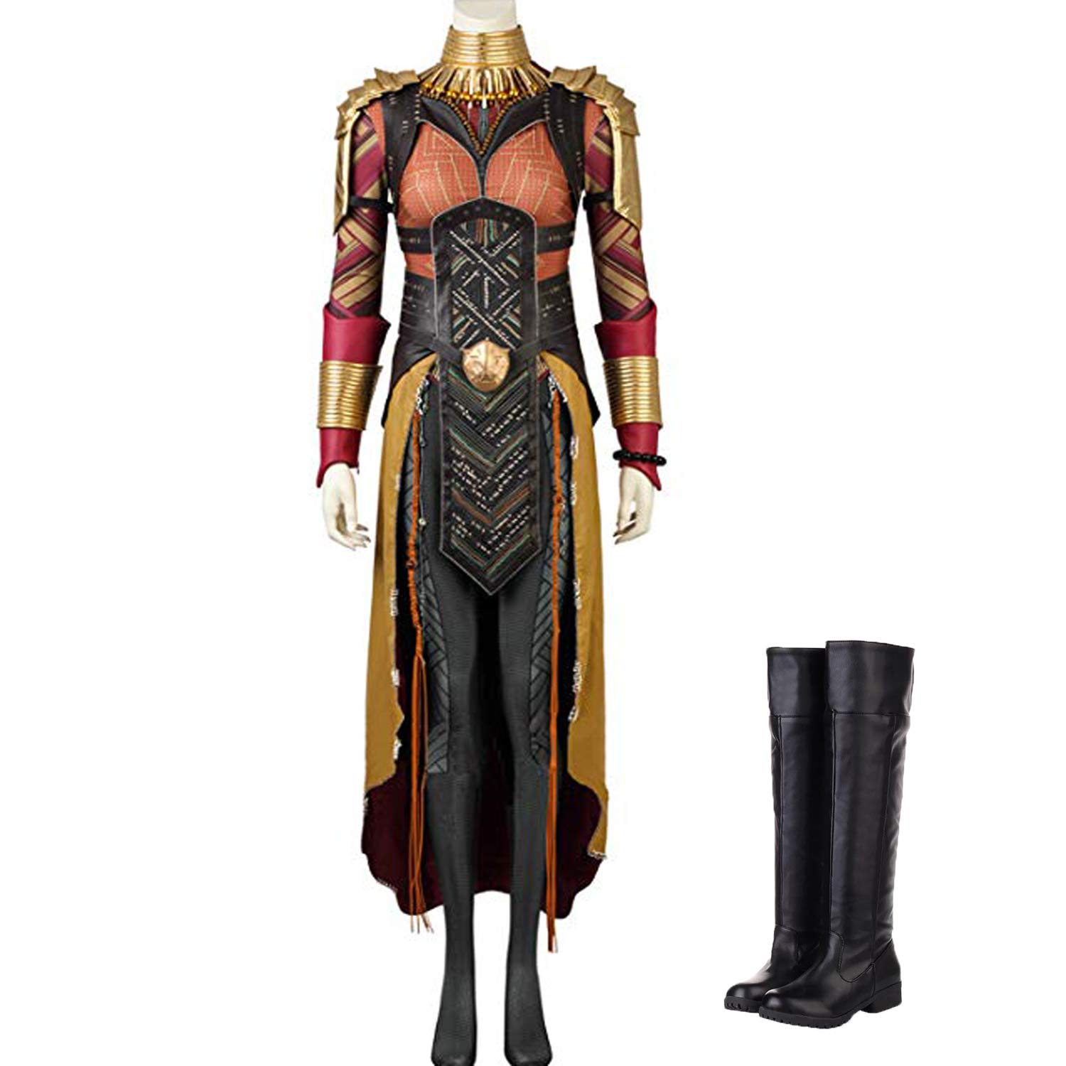 Marvel Avengers Infinity War Black Panther Deluxe Adult Costume