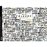 Tervis 1334013 Warner Brothers - Friends Pattern