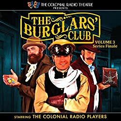 The Burglars' Club, Vol. 3