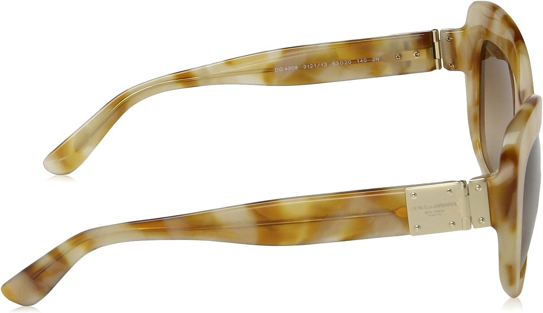 Dolce /& Gabbana 0Dg4308 Gafas de Sol para Mujer