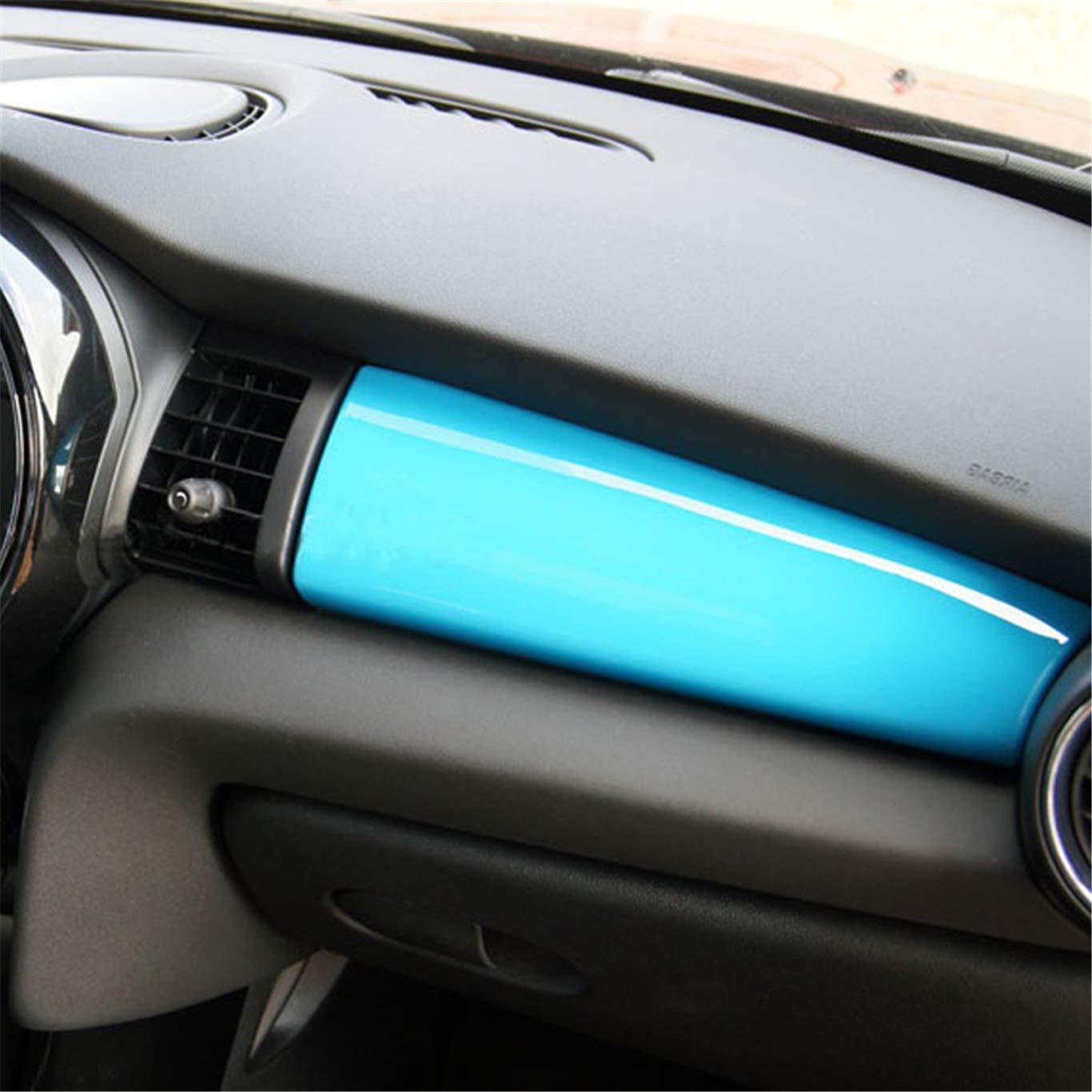 HDX Pannello di Controllo del cruscotto in ABS per Mini Cooper F55 Hardtop F56 Hatchback R60 Countryman R56 Hatchback