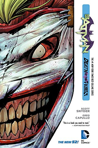 Batman Vol. 3: Death of the Family (The New 52) -