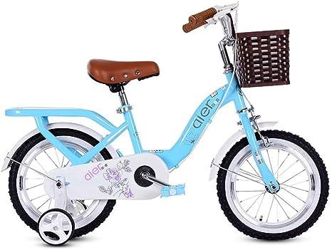 WJSW Bicis para niños Bicicleta Triciclo 2-10 años Bicicleta de ...