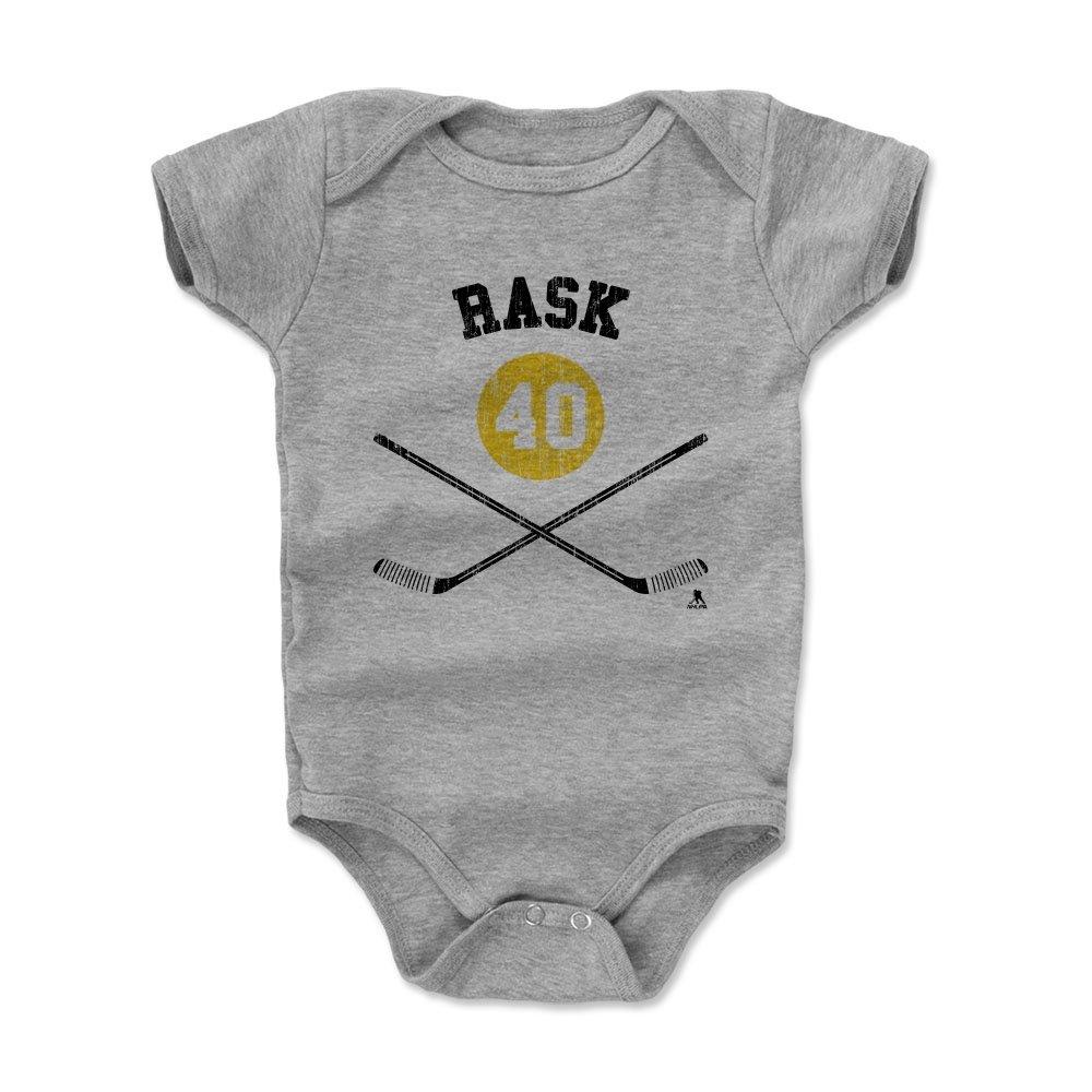 【T-ポイント5倍】 500レベルのTuukka Rask Infant & Baby Onesieロンパース – - ボストンHockeyファンギアNHLの公式ライセンス選手Association 6 – Sticks Tuukka Rask Sticks Y B01MZ6WBBT ヘザーグレー 6 - 12 Months, あきたけん:4cc87c4c --- arianechie.dominiotemporario.com