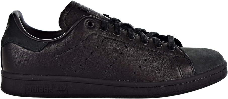 servilleta Dedicación Inseguro  Amazon.com | adidas Stan Smith Men's Shoes Core Black b37922 (8 D(M) US) |  Fashion Sneakers