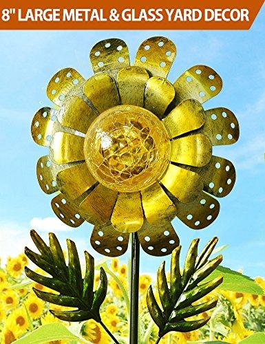Golden Sun Solar Light in Florida - 3