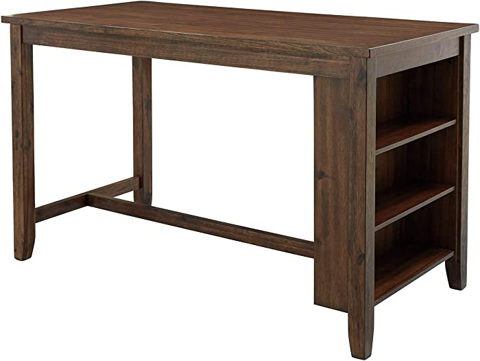 Signature Design by Ashley Chaleny Dining Room Table, Warm Brown