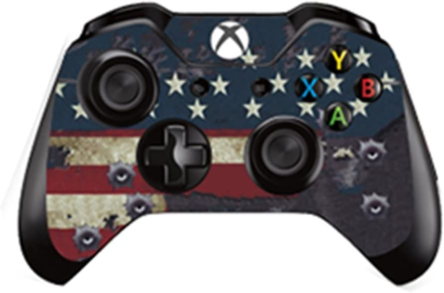 Logical Punisher Xbox One S 1 Sticker Console Decal Xbox One Controller Vinyl Skin Faceplates, Decals & Stickers Video Game Accessories