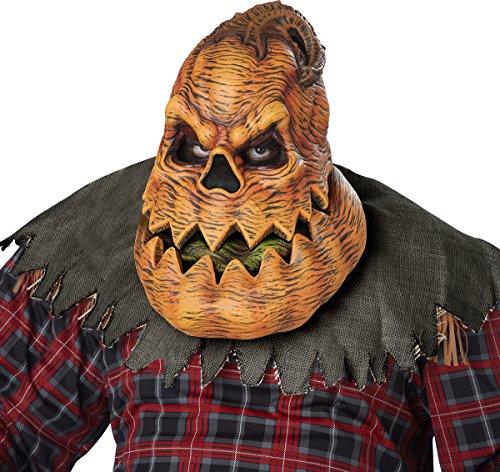 [Psycho Jack o Lantern Ani-Motion Mask] (Jack Skellington Mask)