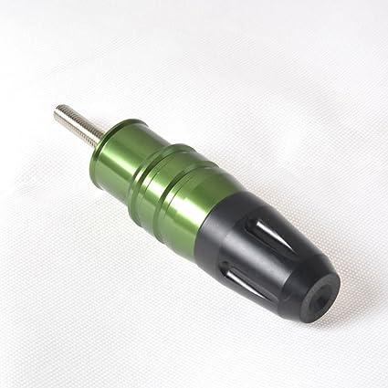 CNC - Protector de marco de escape para tornillos Kawasaki ...