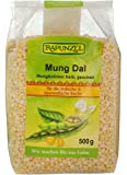 Rapunzel Mung Dal, Mungbohnen halb, geschält, 500 g