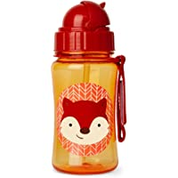 Skip Hop Forget Me Not Kid Straw Bottle, Ferguson Fox
