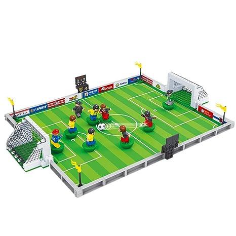Juego De Mesa De Futbol Pelota De Juguete Juguete 3d Rompecabezas De