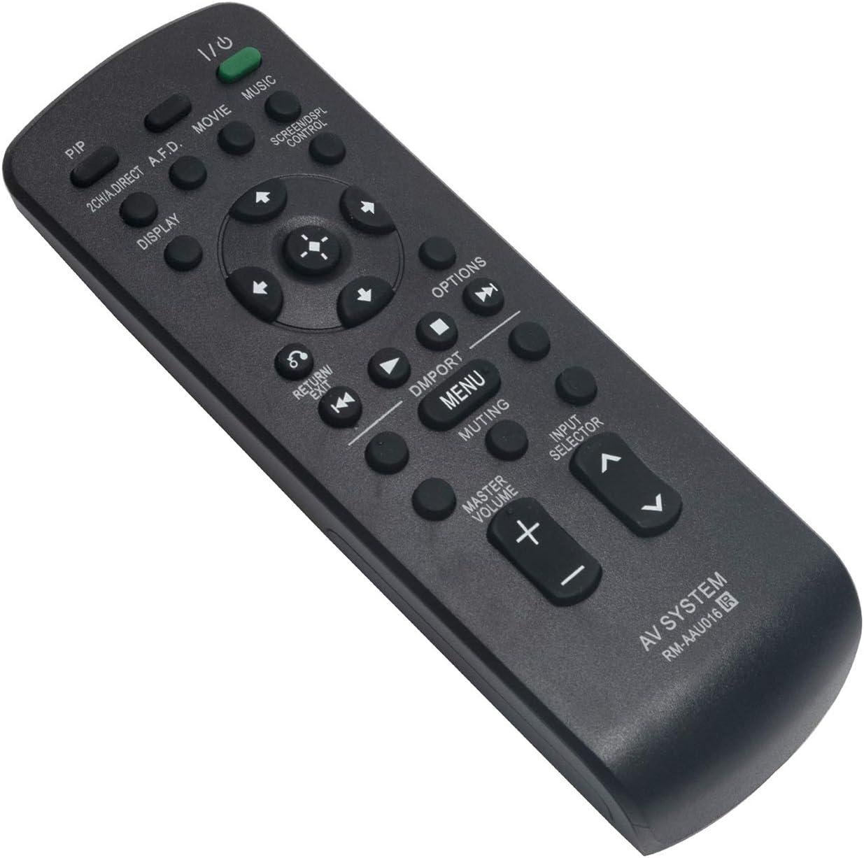 RM-AAU016 RMAAU016 Replace Remote Control fit for Sony Multi Channel AV Receiver Stereo STR-DA5300ES STR-DA2400ES STR-DA3300ES STR-DA3400ES STR-3400ES STR-3500ES STR-DA3500ES STR-DA4300ES