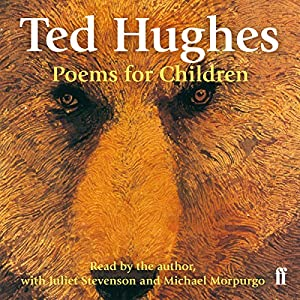 Ted Hughes Poems for Children Audiobook