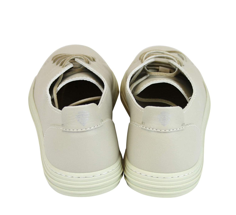 4d7939b8d Amazon.com: Gucci Lace up White Leather Sneaker 342038 9022: Shoes
