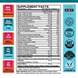 Mama Bird Prenatal Multivitamin | L-Methylfolate (Folic Acid), Methylcobalamin (B12), 100% Natural Whole Food Organic Herbal Blend, Vegan, Once Daily Prenatal Vitamins, 30 Count, Best Nest Wellness