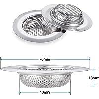 filtro Fregadero de cocina de acero inoxidable