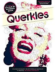 Querkles: A Puzzling Colour-By-Numbers Book