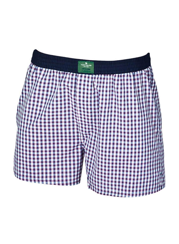 Tom Tailor Sport-UP Boxer Shorts Dark Denim 4er Pack