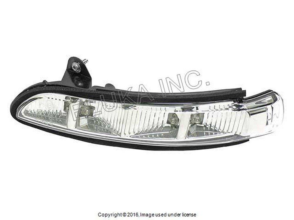 Mercedes-Benz Left Door Mirror Turn Signal Light CL550 CL600 CL63 AMG CL65 AMG CLS500 CLS55 AMG CLS550 CLS63 AMG E320 E350 E550 E63 AMG S550 S600 S63 AMG S65 AMG