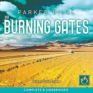 The Burning Gates Audiobook