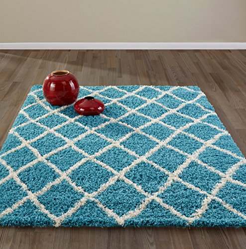 Diagona Designs Collection Contemporary Turquoise product image