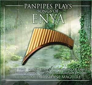 Panpipes plays songs of Enya; Instrumental; Panflöte; Panpipe; Panflute;