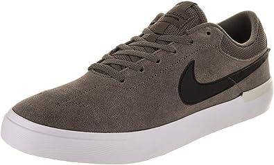 transportar botón Revisión  Amazon.com | Nike Men's SB Koston Hypervulc Ridgerock/Black Light Bone  Skate Shoe 7.5 Men US | Fashion Sneakers