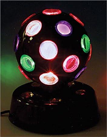 Color Disco Ball Light