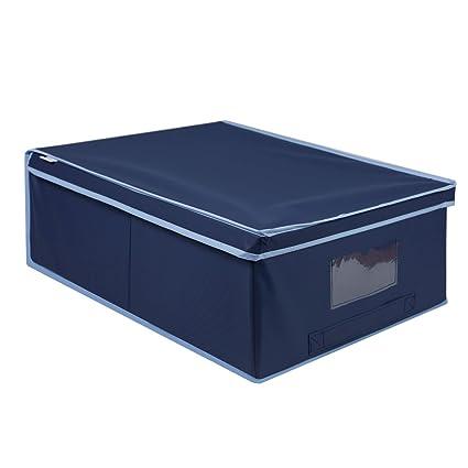 Rayen 2319.50 - Caja para almacenaje de ropa, 48 x 36 x 19 cm,