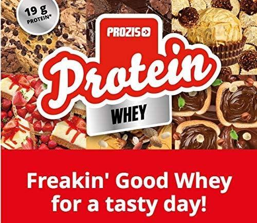Prozis Whey Protein Freakin Good, Bombón - 400 g: Amazon.es ...