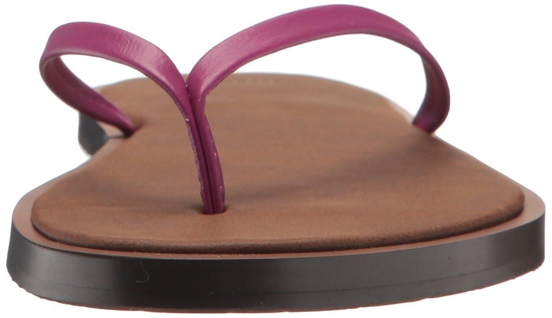 Sanuk Damens's Yoga Flop Aurora Flip Flop Yoga Vivid Violet ab3600