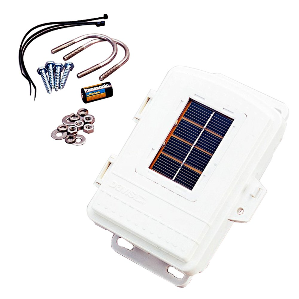 Davis Instruments 7654 Solar-powered Long-range Repeater