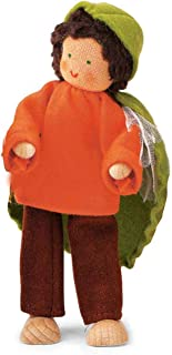 product image for Magic Cabin Kathe Kruse Handcrafted Autumn Dollhouse Fairy, in Father